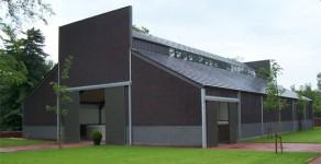 Pferdestall mit Pfannendach (Dachziegel)