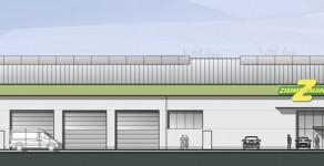 Neubau Gewerbetrieb Landtechnik Zimmermann aus 56751 Polch