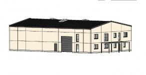 Bauvorhaben Spedition Norrenberg aus 53111 Bonn