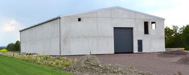 Baustelle Weingut Weirich aus 56843 Starkenburg (Mosel)  Stand: 25.04.2014