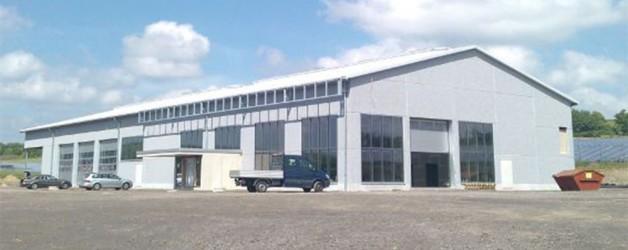 Neubau Landtechnik Zimmermann aus 56751 Polch  16.05.2014
