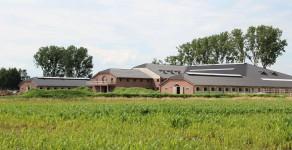 Bauvorhaben Paul van den Bosch  (Belgien Balen)