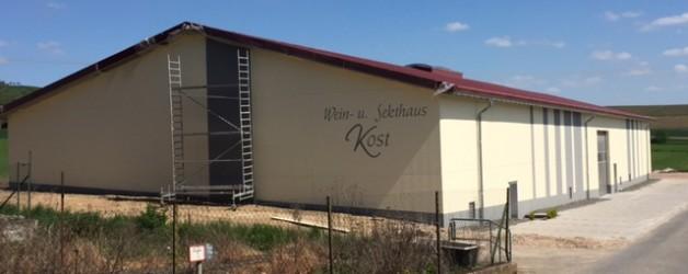 Weingut Kost aus 55576 Welgesheim  (07.05.2016)