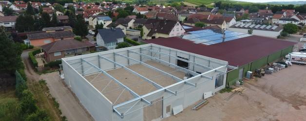 Weingut Mengel-Eppelmann Stand aus 55271 Stadecken-Elsheim  12.07.2018