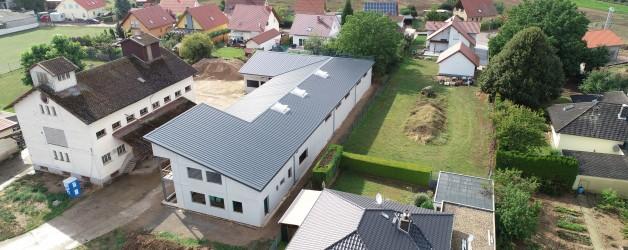 Bauvorhaben Möbel vom Gutshof 55437 Ober – Hilbersheim 28.08.2019