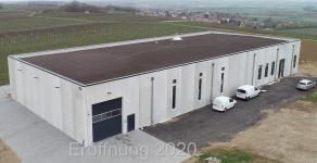 Weingut Eckert aus 55129  Mainz-Ebersheim  Eröffnung 2020