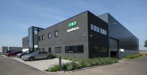 BV Aquatherm aus 4040 Herstal (Belgien)