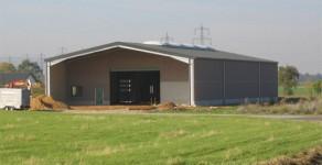 Lagerhalle ca. 1000 m²