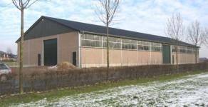 1000 m² Maschinenhalle