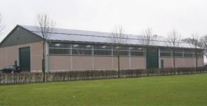 Maschinenhalle ca. 1000 m²